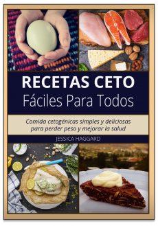 Recetas Ceto Faciles Para Todos cover