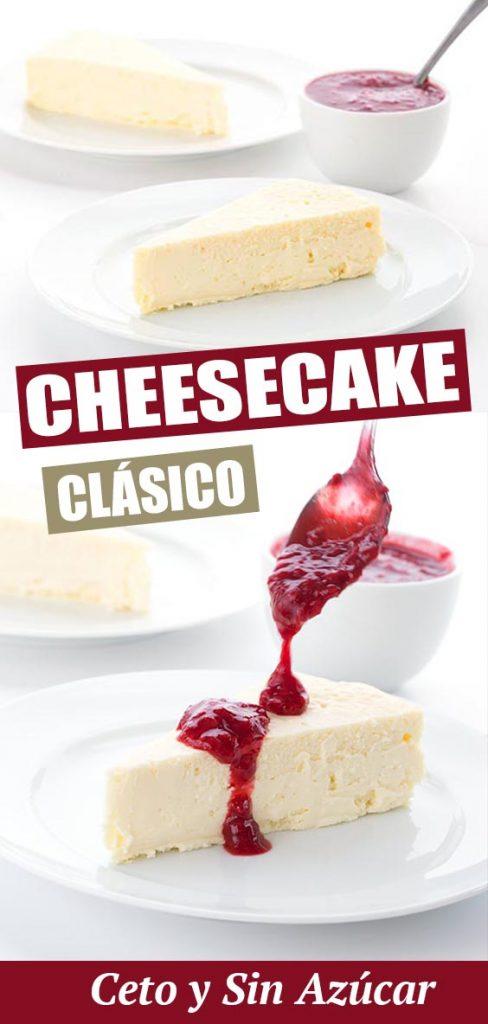 Cheesecake ceto pin