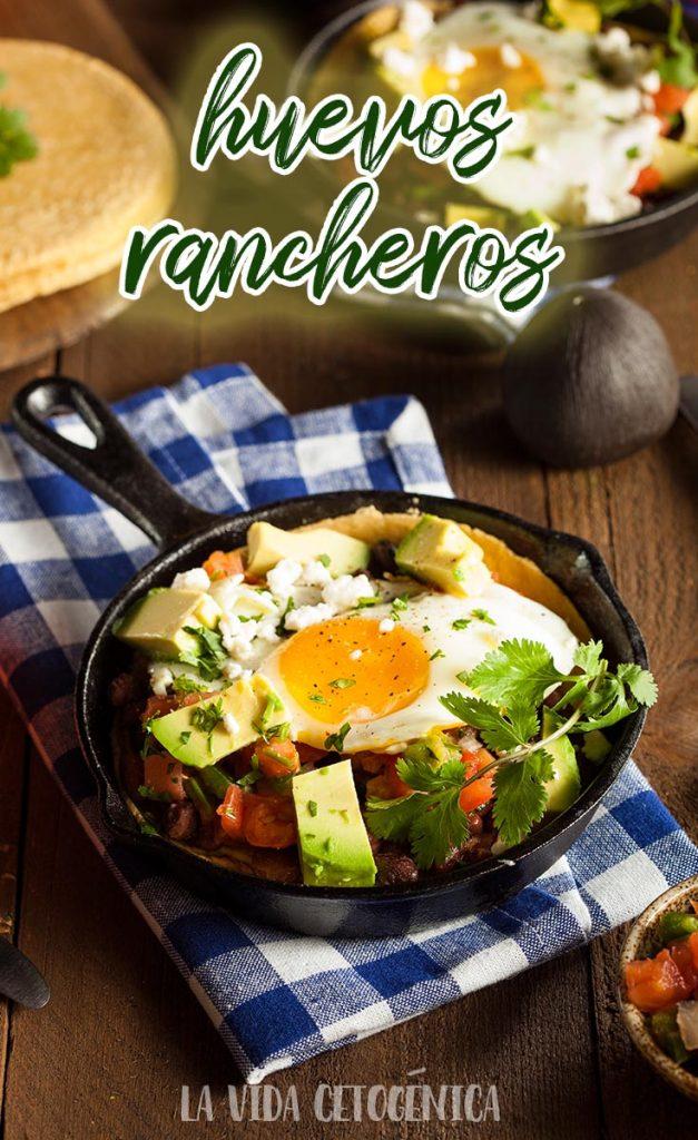 huevos rancheros receta mexicana PIN