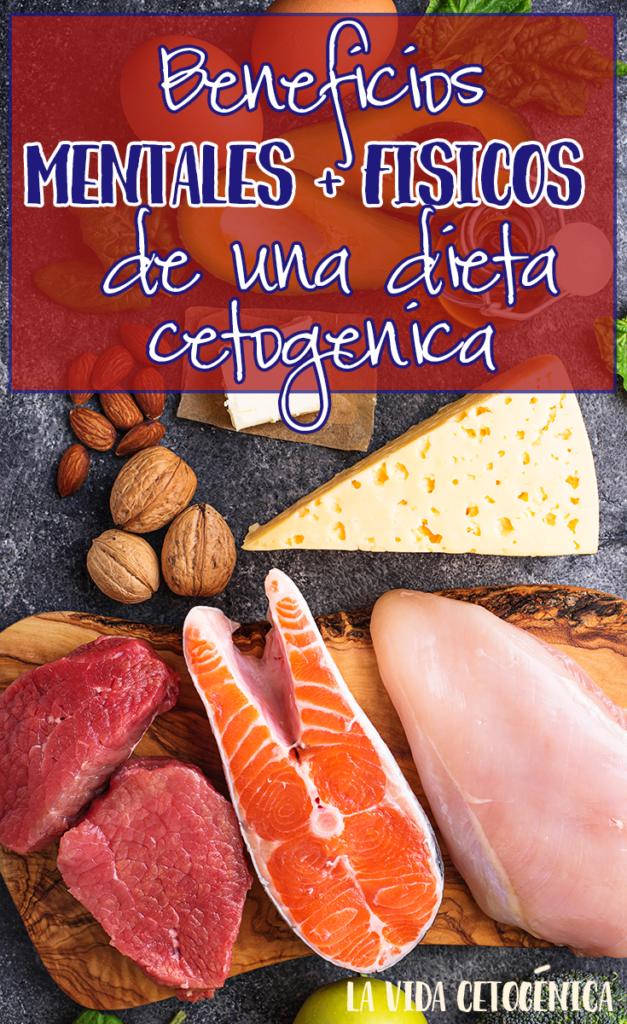 Beneficios de una dieta cetogénica - La Vida Cetogenica